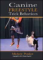 Canine Freestyle: Trick Behaviors